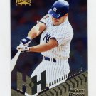 1996 Pinnacle FOIL Baseball #269 Wade Boggs HH - New York Yankees