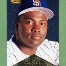 1996 Pinnacle FOIL Baseball #205 Tony Gwynn - San Diego Padres
