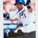 1996 Pinnacle Baseball #138 Mike Piazza NAT - Los Angeles Dodgers