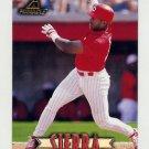 1997 New Pinnacle Baseball #145 Ruben Sierra - Cincinnati Reds