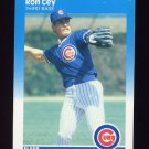 1987 Fleer Baseball #556 Ron Cey - Chicago Cubs