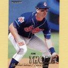 1997 Fleer Baseball #090 Jim Thome - Cleveland Indians