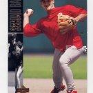 1994 Upper Deck Baseball #448 Bret Boone - Cincinnati Reds