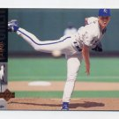 1994 Upper Deck Baseball #413 David Cone - Kansas City Royals