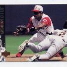 1994 Upper Deck Baseball #385 Barry Larkin - Cincinnati Reds