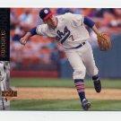 1994 Upper Deck Baseball #306 Scott Brosius - Oakland A's