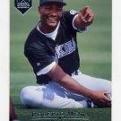 1995 Upper Deck Electric Diamond Baseball #412 Roberto Mejia - Colorado Rockies