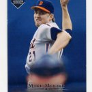 1995 Upper Deck Electric Diamond Baseball #187 Mike Moore - Detroit Tigers