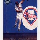 1995 Upper Deck Electric Diamond Baseball #087 Darren Lewis - San Francisco Giants