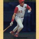 1995 Upper Deck Special Edition Gold Baseball #029 Hal Morris - Cincinnati Reds