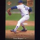 1995 Upper Deck Baseball #448 Nolan Ryan TRIB - Texas Rangers