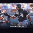 1995 Upper Deck Baseball #435 Frank Thomas - Chicago White Sox