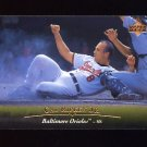 1995 Upper Deck Baseball #365 Cal Ripken - Baltimore Orioles