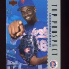 1995 Upper Deck Baseball #263 Robert Person RC - New York Mets