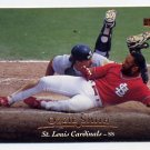 1995 Upper Deck Baseball #060 Ozzie Smith - St. Louis Cardinals