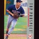 1995 Upper Deck Baseball #010 Nomar Garciaparra - Boston Red Sox