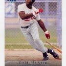 1995 Upper Deck Minors Baseball #128 Torii Hunter - Minnesota Twins