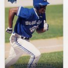 1995 Upper Deck Minors Baseball #032 Shannon Stewart - Toronto Blue Jays