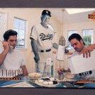 1996 Upper Deck Baseball V.J. Lovero Showcase #VJ17 Mike Piazza - Los Angeles Dodgers