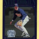 1997 Upper Deck Baseball #235 Todd Walker - Minnesota Twins