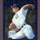 1997 Upper Deck Baseball #224 Justin Thompson - Detroit Tigers