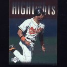 1997 Upper Deck Baseball #220 Eddie Murray SH CL - Baltimore Orioles