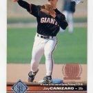 1997 Upper Deck Baseball #174 Jay Canizaro - San Francisco Giants