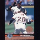 1997 Upper Deck Baseball #170 Barry Bonds - San Francisco Giants