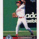 1997 Upper Deck Baseball #133 Jim Eisenreich - Philadelphia Phillies