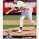 1997 Upper Deck Baseball #129 Doug Johns - Oakland A's