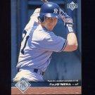 1997 Upper Deck Baseball #126 Paul O'Neill - New York Yankees