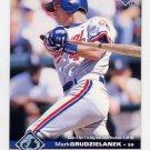 1997 Upper Deck Baseball #110 Mark Grudzielanek - Montreal Expos
