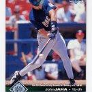 1997 Upper Deck Baseball #100 John Jaha - Milwaukee Brewers