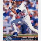 1997 Upper Deck Baseball #090 Brett Butler - Los Angeles Dodgers