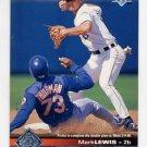 1997 Upper Deck Baseball #061 Mark Lewis - Detroit Tigers