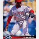 1997 Upper Deck Baseball #048 Lee Smith - Cincinnati Reds