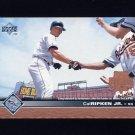 1997 Upper Deck Baseball #020 Cal Ripken - Baltimore Orioles