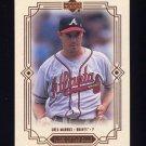 2000 Upper Deck Baseball Faces Of The Game #F13 Greg Maddux - Atlanta Braves
