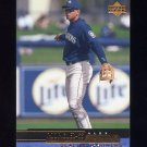 2000 Upper Deck Baseball #494 Alex Rodriguez - Seattle Mariners