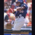 2000 Upper Deck Baseball #160 Cristian Guzman - Minnesota Twins