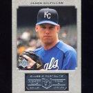 2003 Upper Deck Classic Portraits Baseball #103 Jason Gilfillan RC - Kansas City Royals