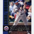 2003 Upper Deck Baseball Superior Sluggers #S10 Mike Piazza - New York Mets