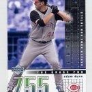 2003 Upper Deck Baseball Chase For 755 #C06 Adam Dunn - Cincinnati Reds