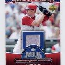 2005 Upper Deck Season Opener MLB Game-Worn Jersey Collection #AD Adam Dunn JSY - Cincinnati Reds