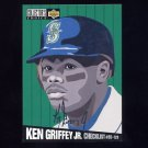 1994 Collector's Choice Baseball Silver Signature #317 Ken Griffey Jr. CL - Seattle Mariners