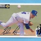 1994 Collector's Choice Baseball Silver Signature #249 Nolan Ryan - Texas Rangers