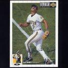 1994 Collector's Choice Baseball Silver Signature #163 Jeff King - Pittsburgh Pirates