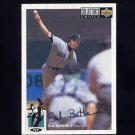 1994 Collector's Choice Baseball Silver Signature #124 Erik Hanson - Seattle Mariners