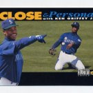 1994 Collector's Choice Baseball #634 Ken Griffey Jr. UP - Seattle Mariners