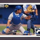 1994 Collector's Choice Baseball #400 Mike Piazza - Los Angeles Dodgers